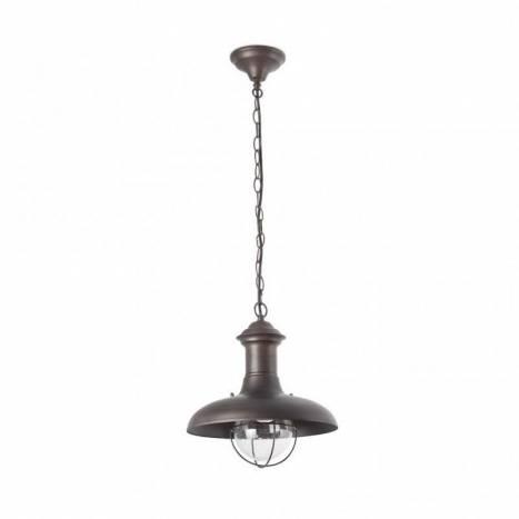 FARO Estoril pendant lamp 1L metal