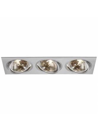 Foco empotrable cardan 2256/3 aluminio