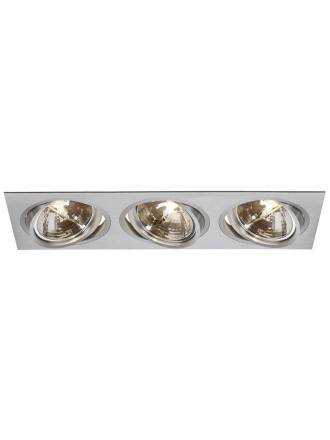 MASLIGHTING 2256 3L cardan recessed light aluminium