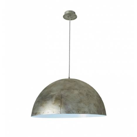 LEDS-C4 Neo pendant lamp 1L old silver