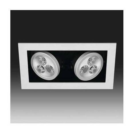 ONOK Cardan Mini 2 recessed light silver aluminium