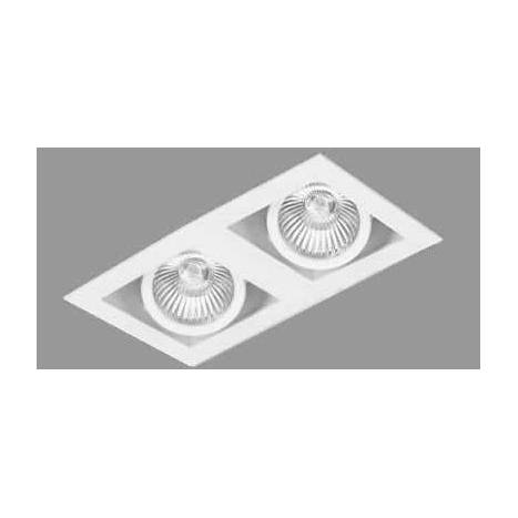 ONOK Cardan Mini 2 recessed light white aluminium