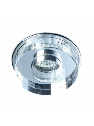 CRISTALRECORD Avalio round recessed light mirror glass
