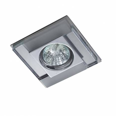 CRISTALRECORD Luxor square recessed light white