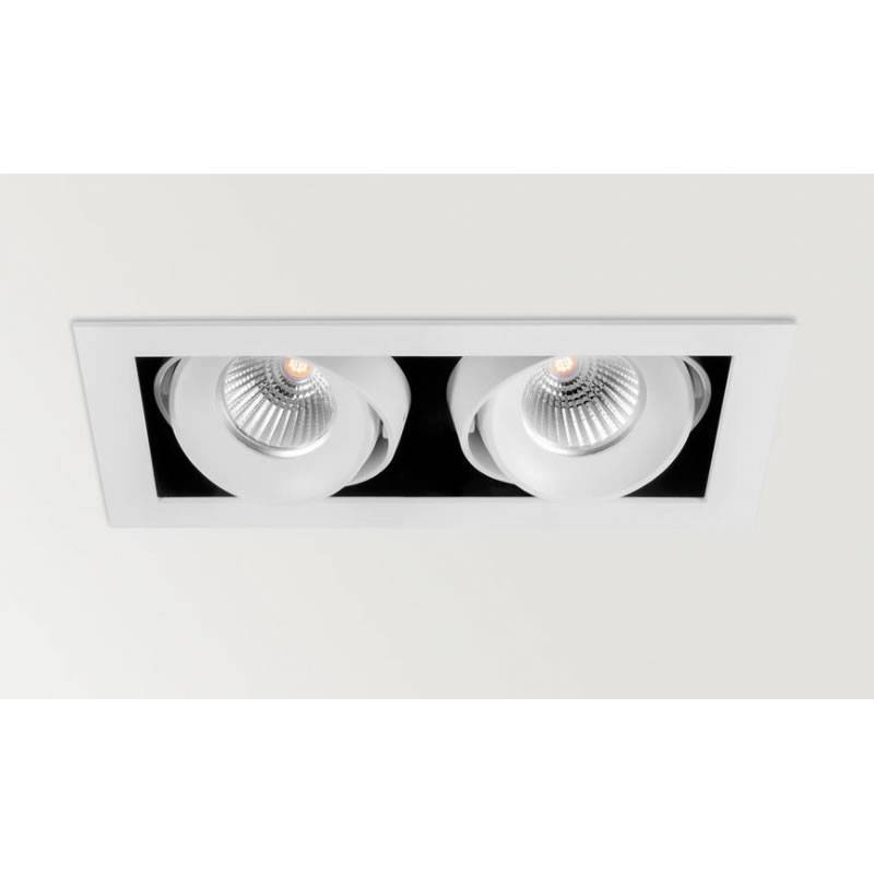 Arkoslight Orbital Mini 2 Recessed Light White