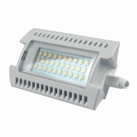 Bombilla LED 10w R7s 118mm - Maslighting