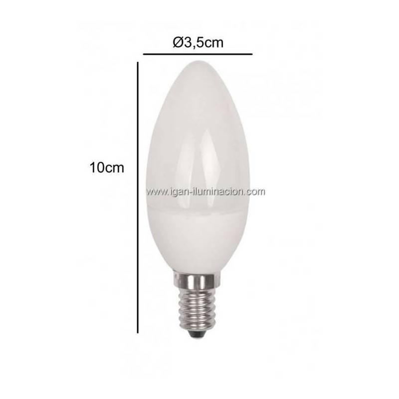 MASLIGHTING Candle E14 LED Bulb 4w 220v