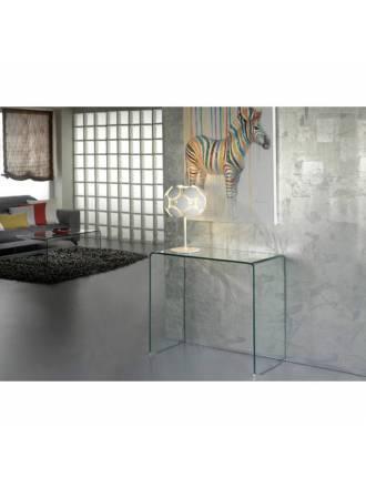 Consola Glass transparente - Schuller