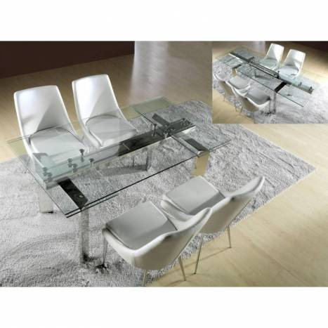 SCHULLER extendable dining table Dublin