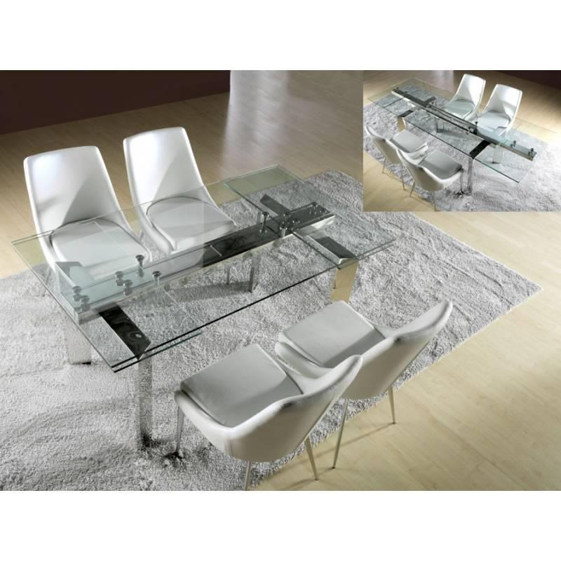 SCHULLER extendable dining table Dublin