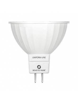 Bombilla LED 6w MR16 12v 120º Uniform Line - Beneito Faure