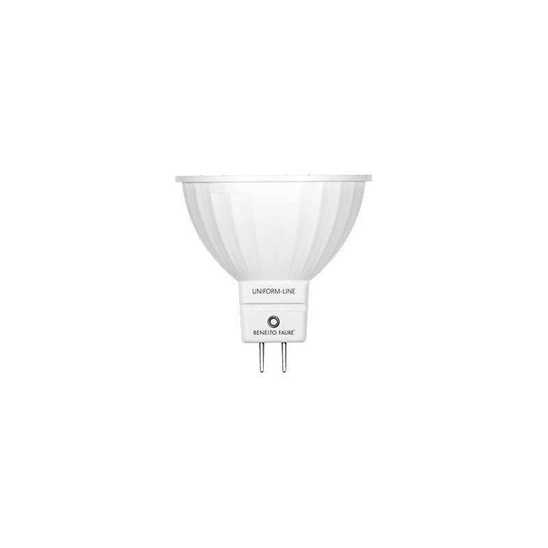 BENEITO FAURE Uniform Line MR16 LED Bulb 6w 12v 120º
