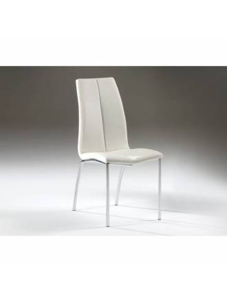 Schuller chair Malibu white color