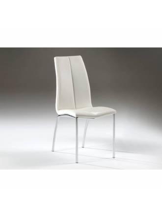 Silla Malibu tejido blanco - Schuller