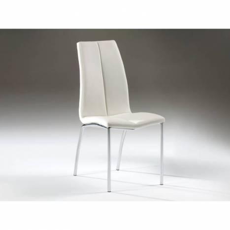 Schuller chair Malibu white color