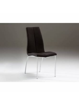 Schuller chair Malibu black color