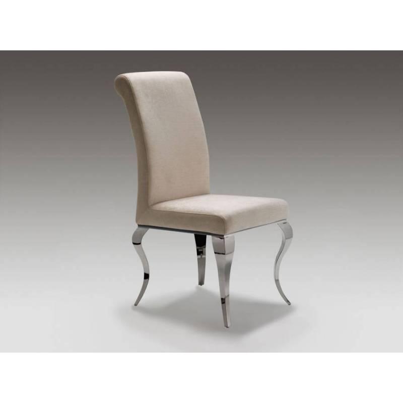 Schuller chair Barroque grey color