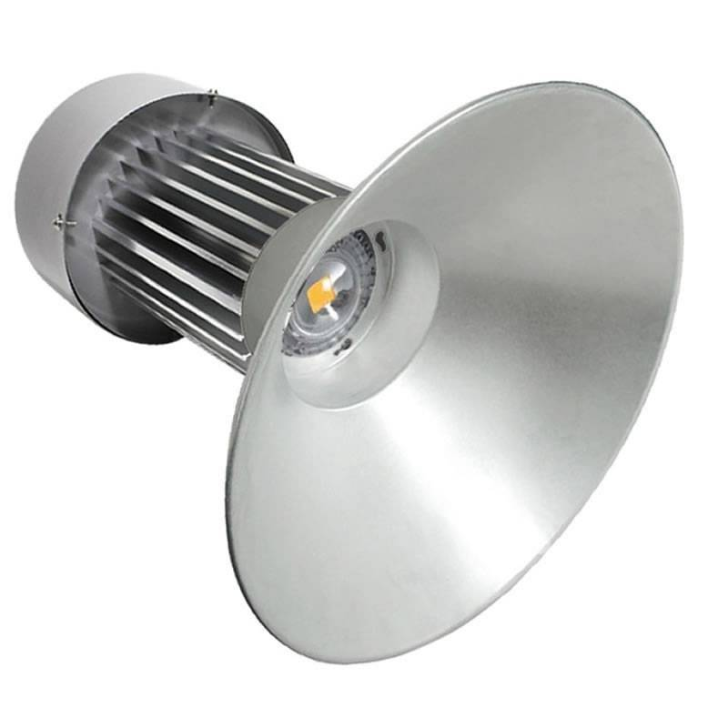 Campana industrial LED 100w - Maslighting