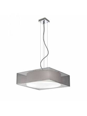 EL TORRENT Nex pendant lamp 4L double lampshade