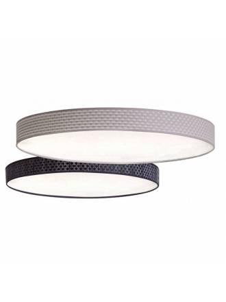 EL TORRENT Slim ceiling lamp 1L vinyl