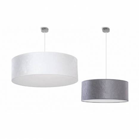 MASSMI Quasar pendant lamp velvet colors