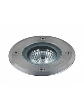 ARKOSLIGHT Star GU10 outdoor recessed inox