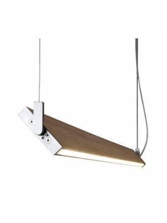 Lámpara colgante Manolo LED madera - Ole