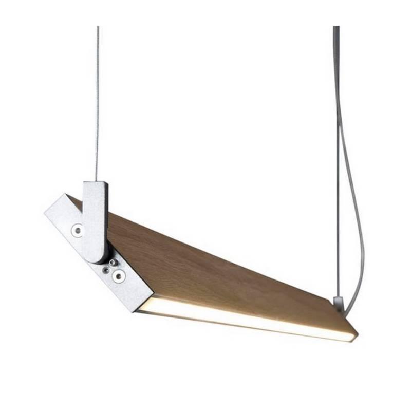 OLE by FM Manolo pendant lamp LED wood
