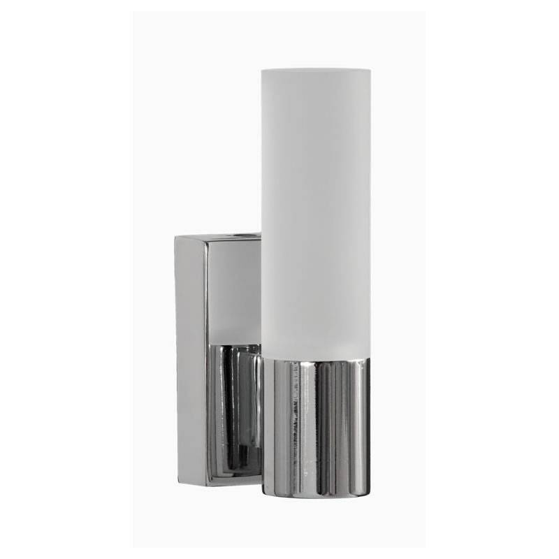 ACB Tube wall lamp LED 3w chrome and acrylic