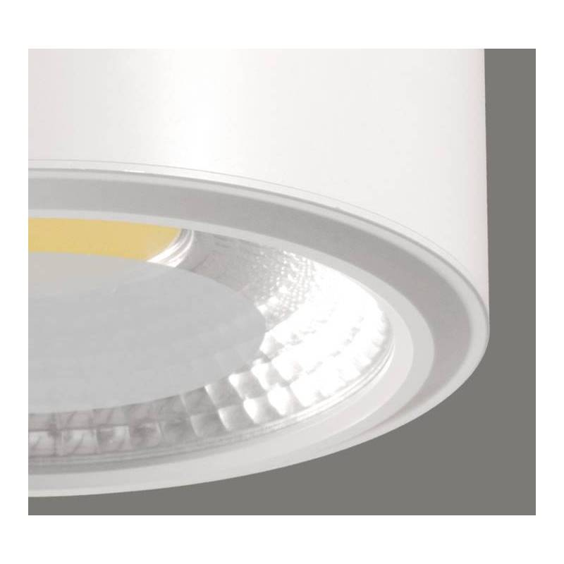 ACB Tubi surface light LED white aluminium