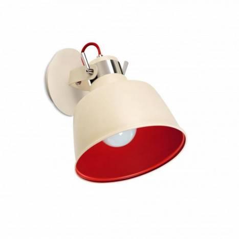 LEDS-C4 Vintage wall lamp old white