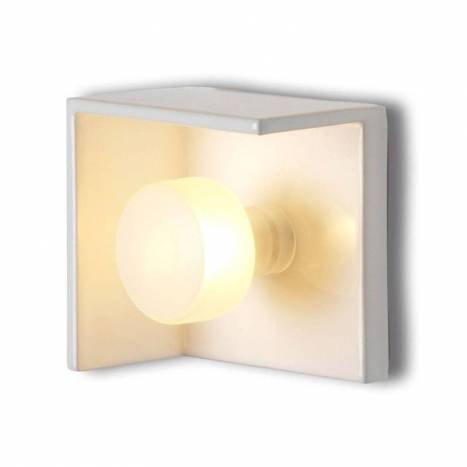OLE by FM Bis wall lamp 1L ceramic colors