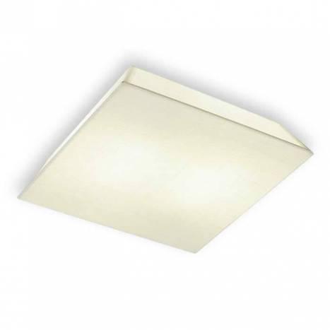 Plafón de techo Cleo tela beige - Ole