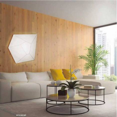 OLE by FM Halley ceiling lamp white fabric