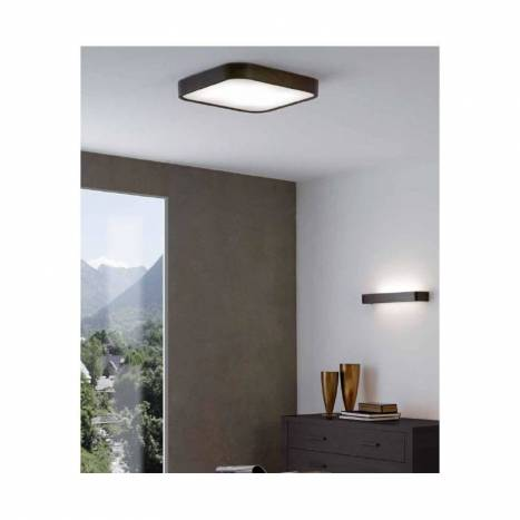 OLE by FM Nature wall lamp 2L wenge