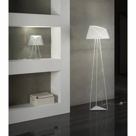 OLE by FM Slide table lamp 1L white