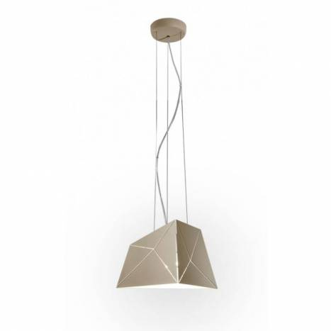 OLE by FM Slide pendant lamp 1L sand