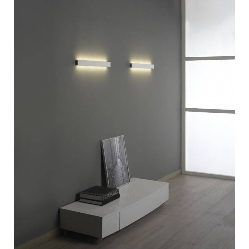 Aplique de pared Manolo LED blanco - Ole