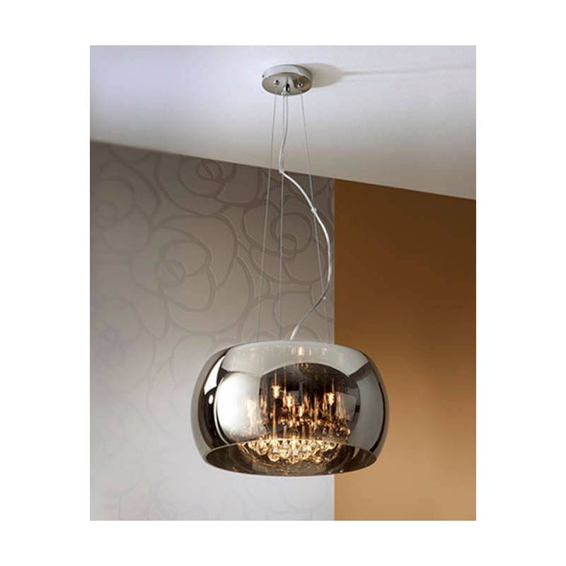 Lámpara colgante Argos 40cm - Schuller