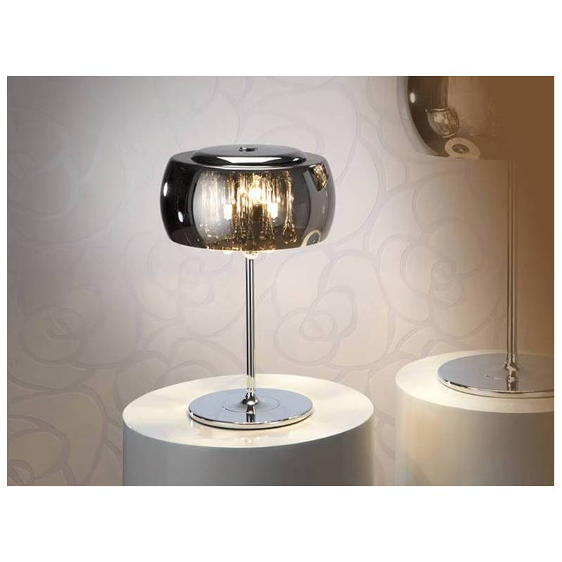 Schuller Argos Table Lamp Large Chrome