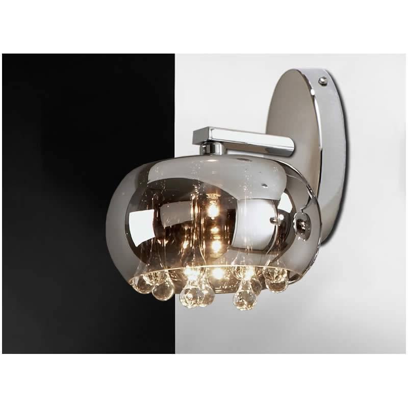 Switched Chandelier Wall Lights : Schuller Argos wall lamp 1 light