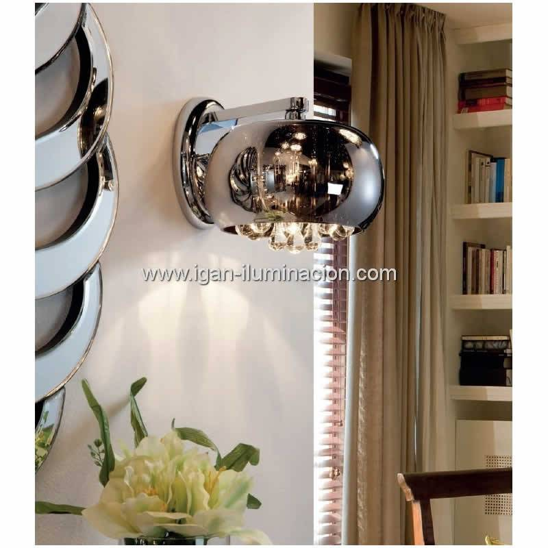 Wall Lamps Argos : Schuller Argos wall lamp 1 light