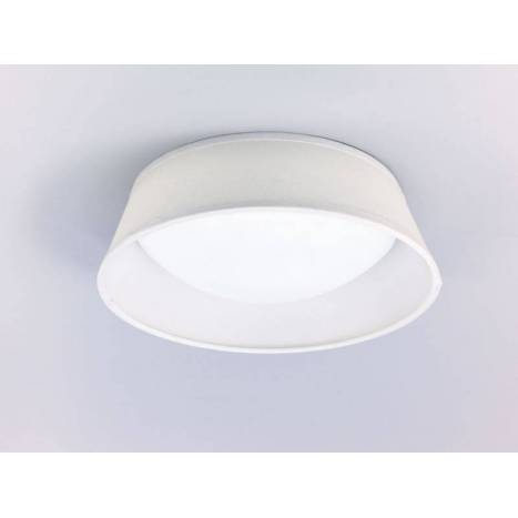 MANTRA Nordica 43cm white ceiling lamp