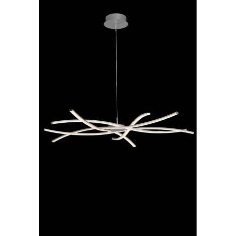 Lámpara colgante Aire LED 60w 104cm - Mantra