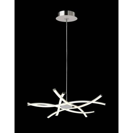 Lámpara colgante Aire LED 42w 70cm - Mantra