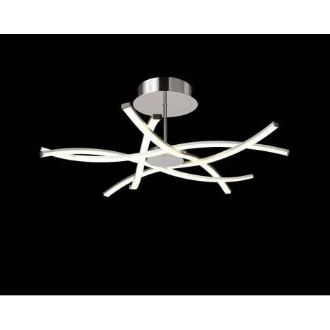 Lámpara de techo Aire LED 42w 70cm - Mantra