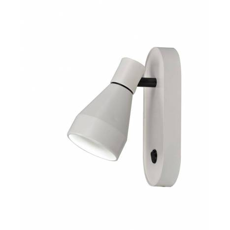 MANTRA Kos 1L GU10 wall lamp white