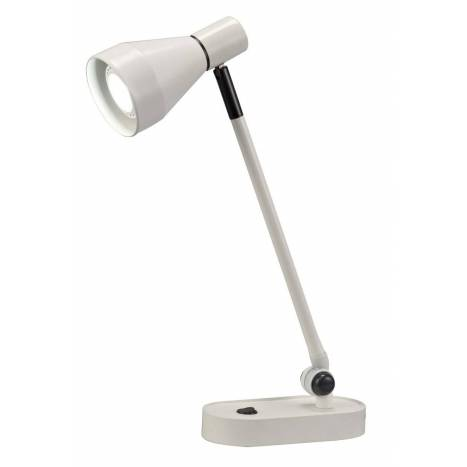 MANTRA Kos 1L GU10 table lamp white
