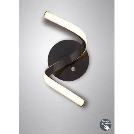 MANTRA Nur wall lamp LED 10w forge