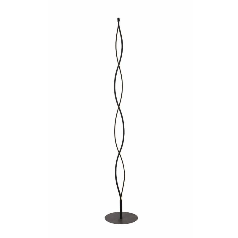 Lámpara de pie Sahara XL LED 28w regulable forja - Mantra